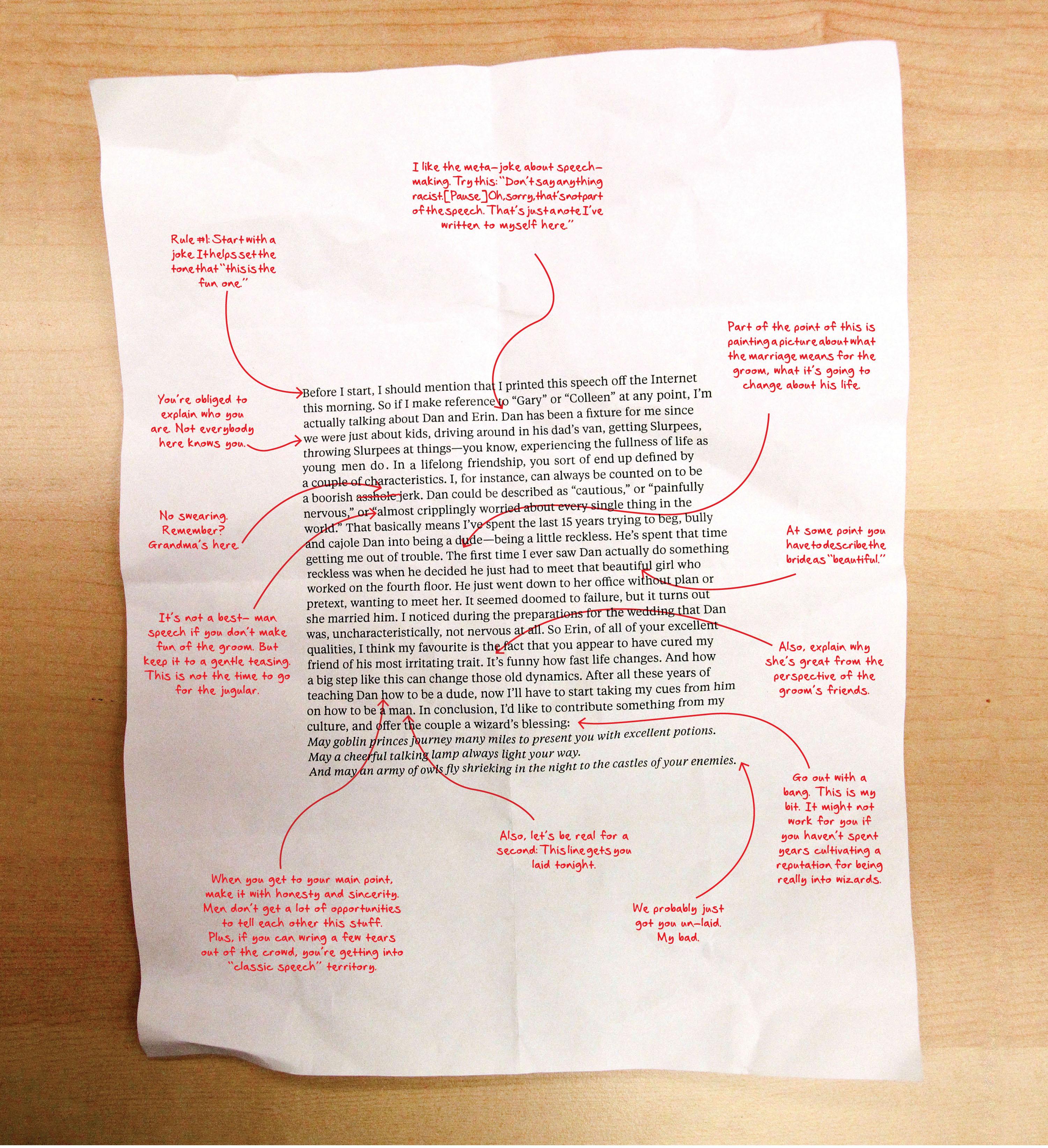 Wedding Descriptive Essay